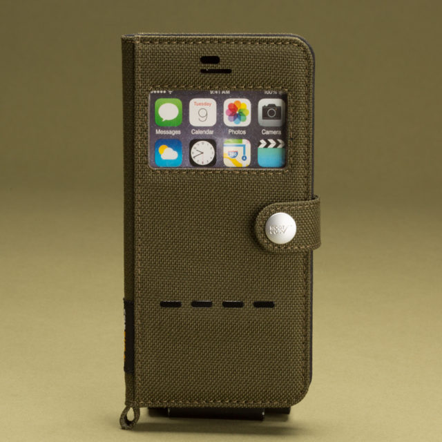 Shock Resist Diary Case For iPhone 6/s