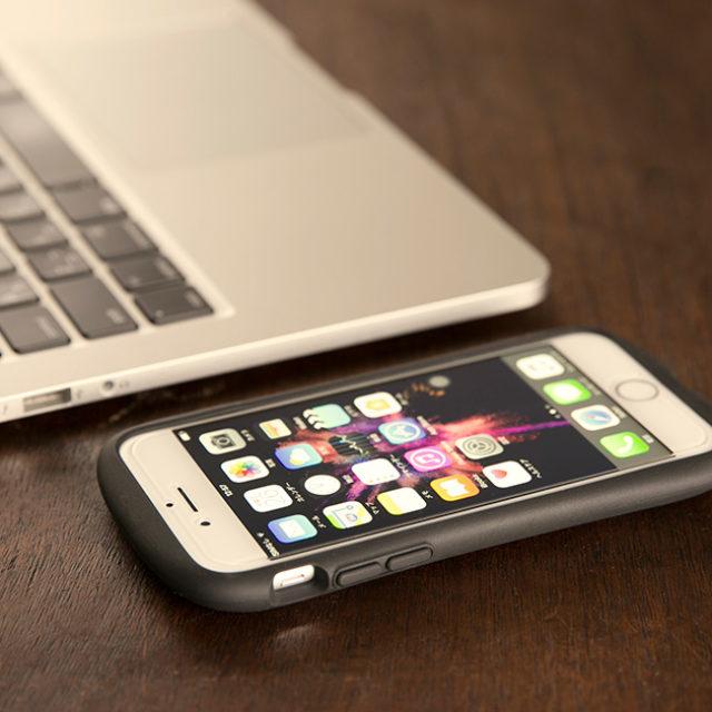 iPhone7専用アイテム、販売開始しました。
