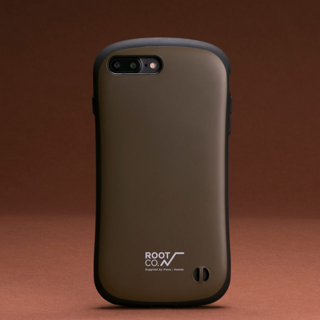 Shock Resist Case (ROOT CO.×iFace Model) for iPhone8Plus/7Plus