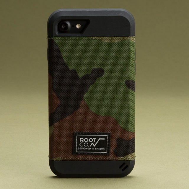 Military Edition Shock Resist Fabric Case. for iPhone8/7