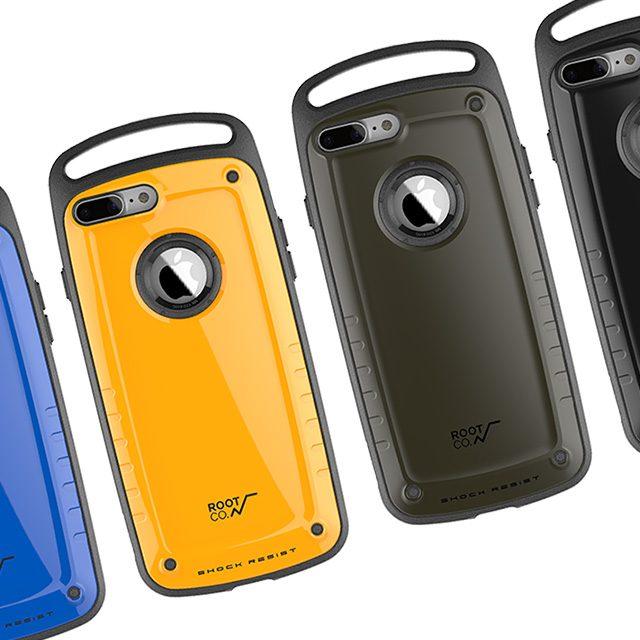 【新商品】GRAVITYシリーズ耐衝撃「Pro.」for iPhone7plus専用ケースの販売が決定しました