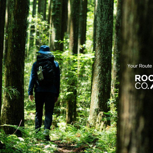 【ご挨拶】ROOT CO.ブランド設立一周年