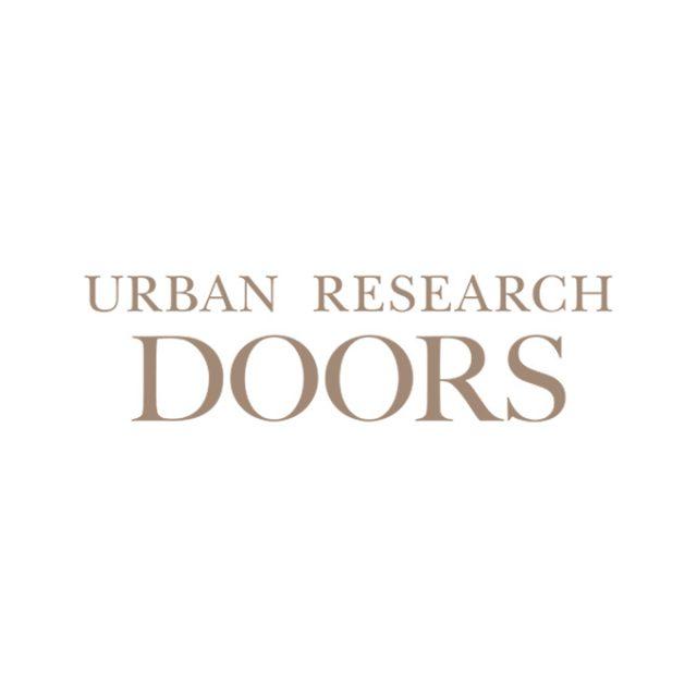 「URBAN RESEACH DOORS」にて取り扱いがスタートしました