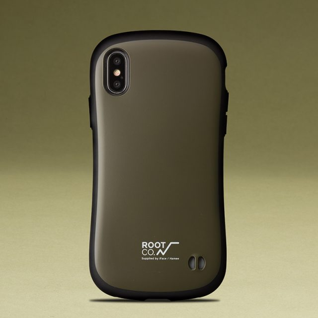 Shock Resist Case (ROOT CO.×iFace Model) for iPhoneX