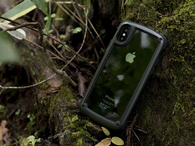 【新商品】GRAVITY Shock Resist Tough&Basic Case. for iPhoneXの販売日が決定しました