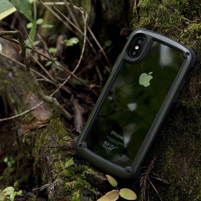【新商品】GRAVITY Shock Resist Tough&Basic Case. for iPhoneXの販売日が決定しました