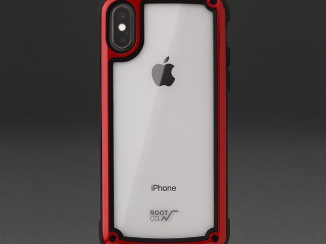 Shock Resist Tough & Basic Case. for iPhoneX