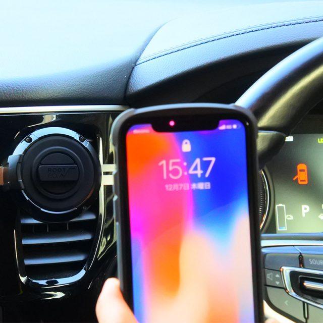 PLAY GRIP. Smart Car Mount.販売開始のお知らせ