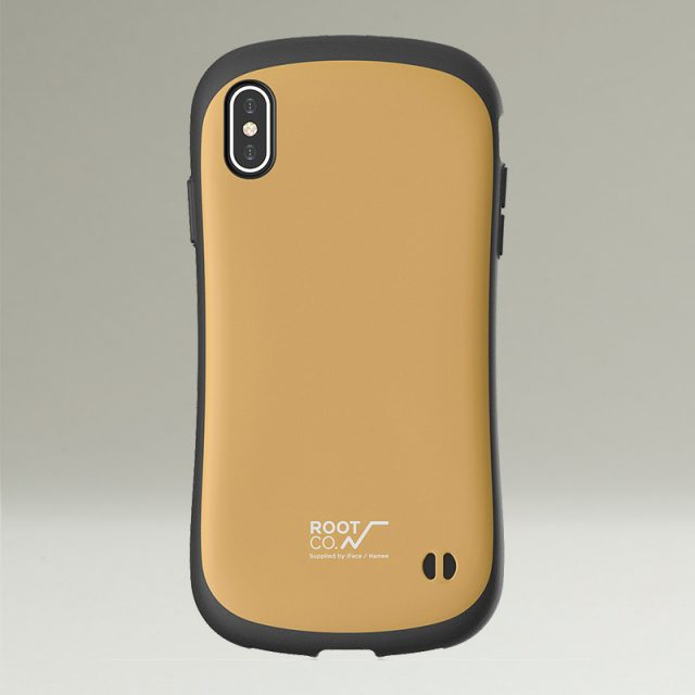Shock Resist Case (ROOT CO.×iFace Model) for iPhone XS Max
