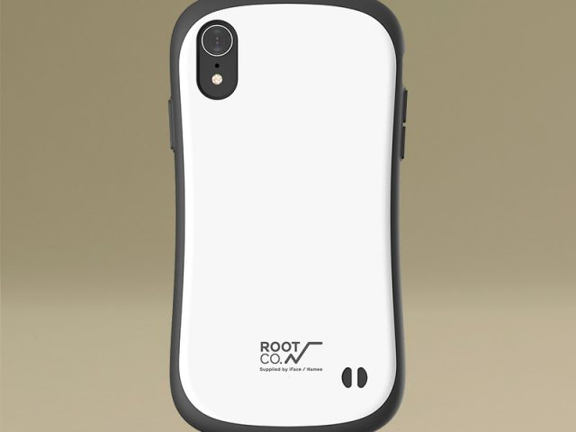 Shock Resist Case (ROOT CO.×iFace Model) for iPhoneXR