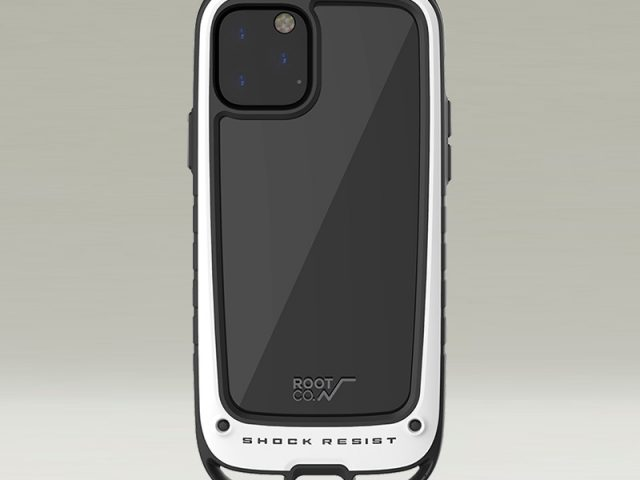 Shock Resist Case +Hold. for iPhone11 Pro