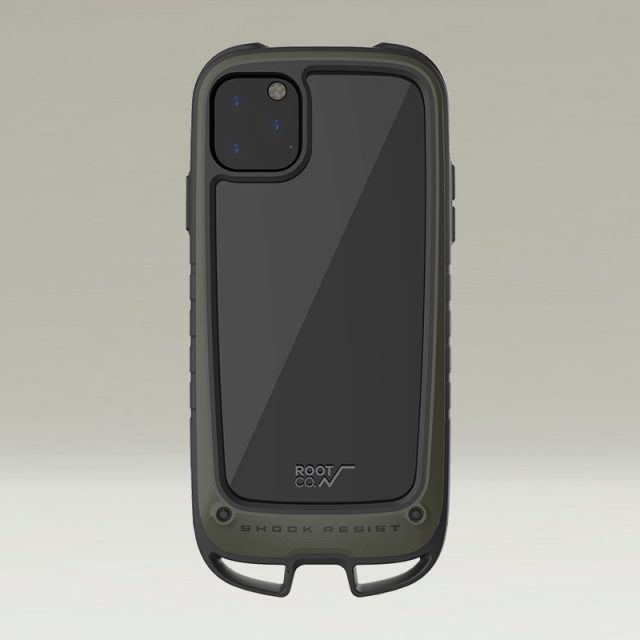 Shock Resist Case +Hold. for iPhone11 Pro Max