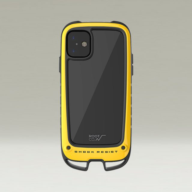 Shock Resist Case +Hold. for iPhone11