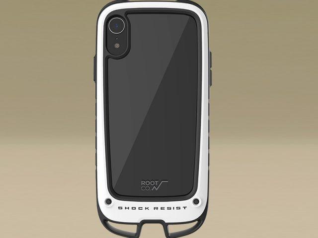 Shock Resist Case +Hold. for iPhoneXR
