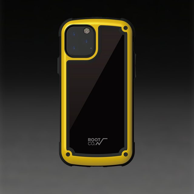 Shock Resist Tough & Basic Case. for iPhone11 Pro