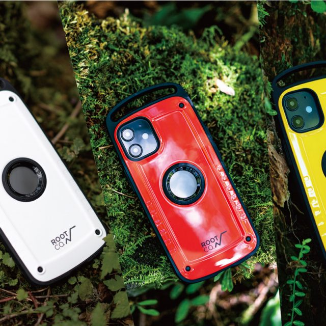 GRAVITY Shock Resist Case Pro. for iPhone12mini (ホワイト/レッド/イエロー)予約販売開始のお知らせ
