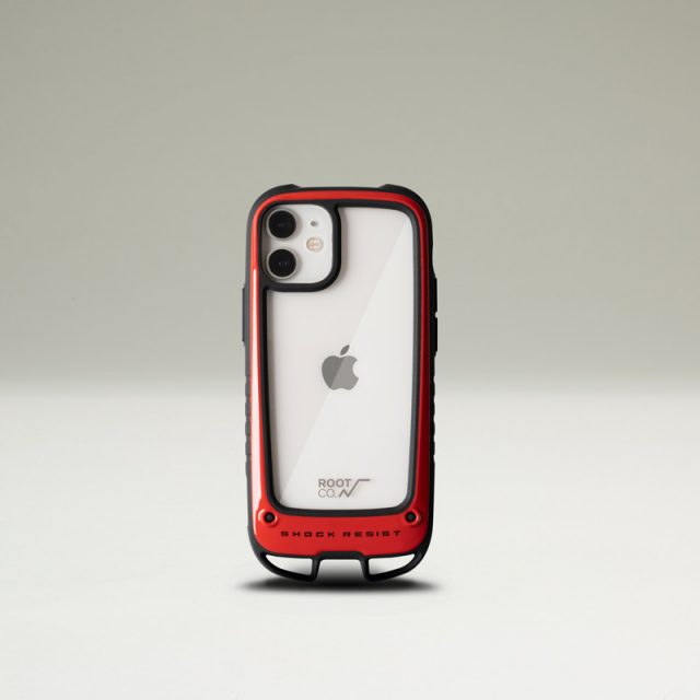 Shock Resist Case +Hold. for iPhone 12 mini