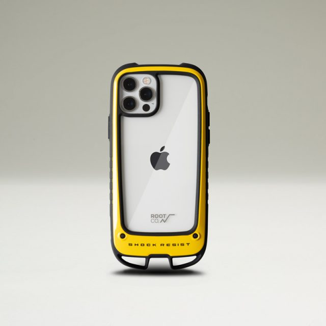 Shock Resist Case +Hold. for iPhone 12/12 Pro