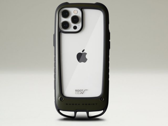 Shock Resist Case +Hold. for iPhone 12 Pro MAX