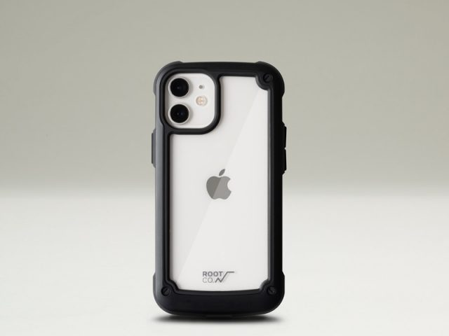 Shock Resist Tough & Basic Case. for iPhone 12 mini
