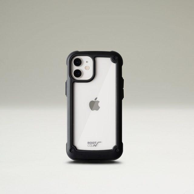Shock Resist Tough & Basic Case. for iPhone 12 mini