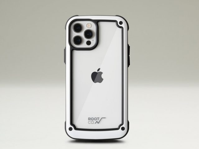 Shock Resist Tough & Basic Case. for iPhone 12/12 Pro
