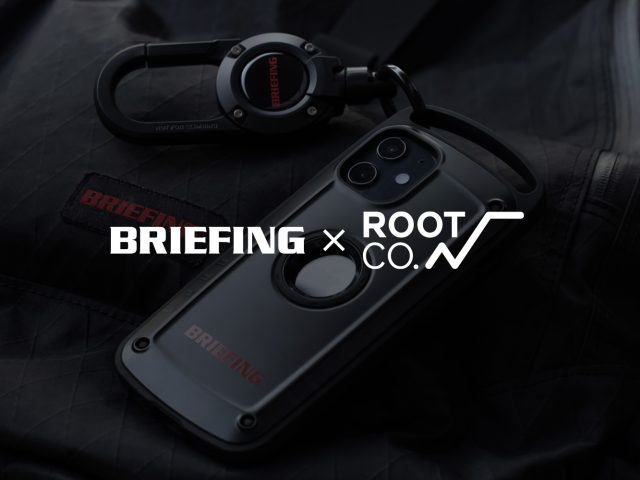 BRIEFING×ROOT CO. SHOCK RESIST CASE Pro. / MAG REEL 360 コラボレーションモデル追加生産のお知らせ