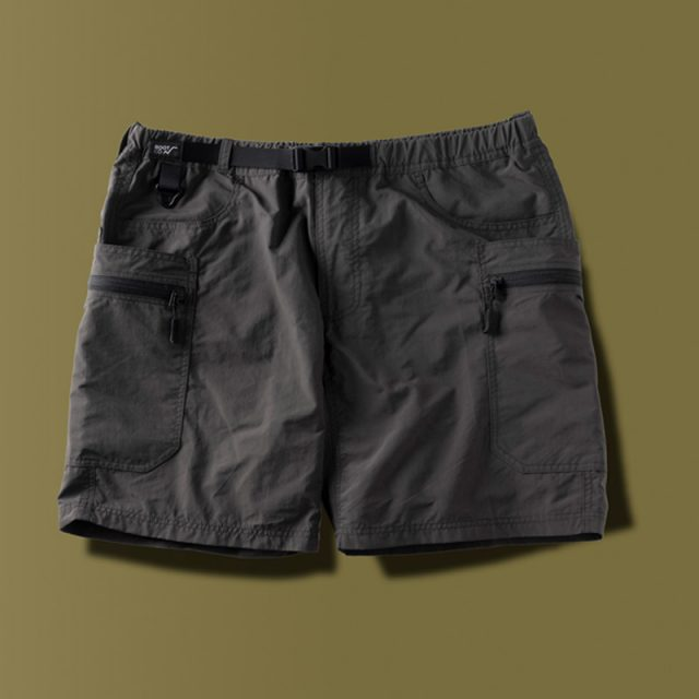 GRIP SWANY GEAR SHORTS <br>ROOT CO. Collaboration Model(2021SS)