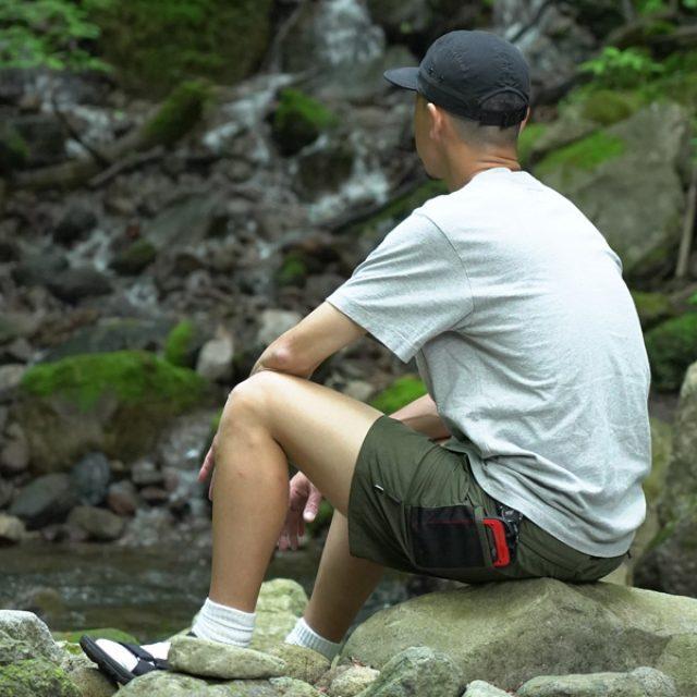【新商品】<br>PLAY AMPHIBIA Waterside Shorts<br>水陸両用アウトドアショーツ販売開始のお知らせ