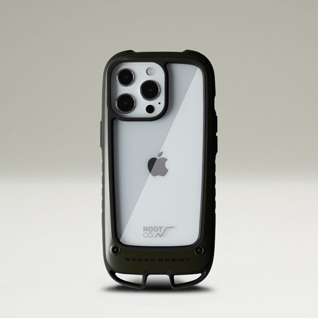 Shock Resist Case +Hold. for iPhone13Pro