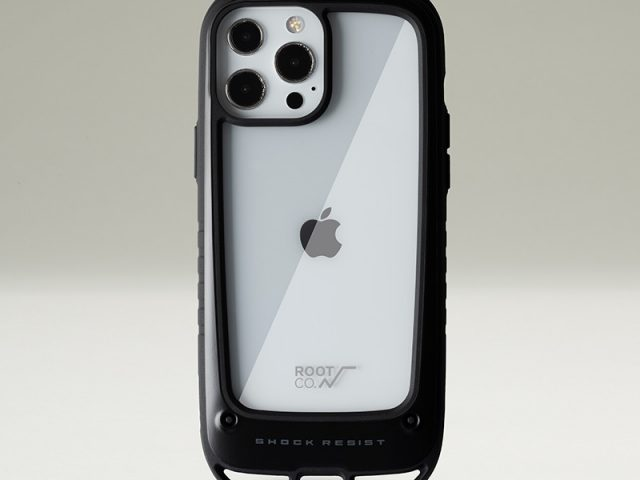 Shock Resist Case +Hold. for iPhone13ProMAX