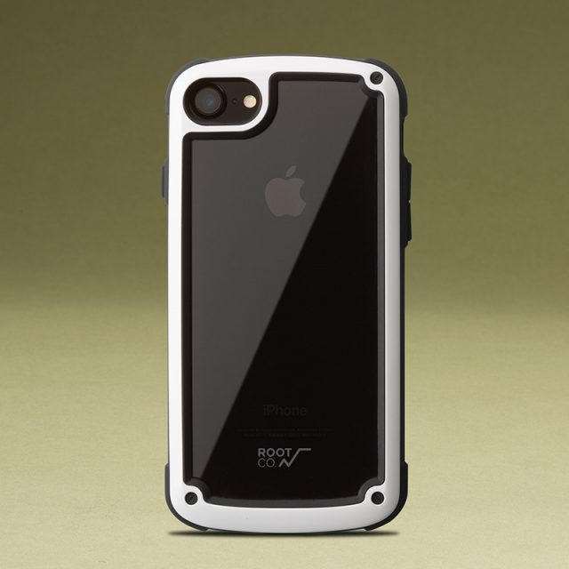 Shock Resist Tough & Basic Case. for iPhone8/7