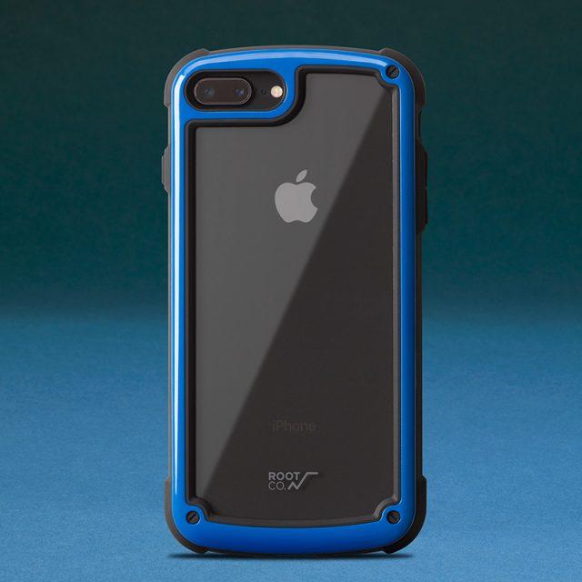Shock Resist Tough & Basic Case. for iPhone8Plus/7Plus