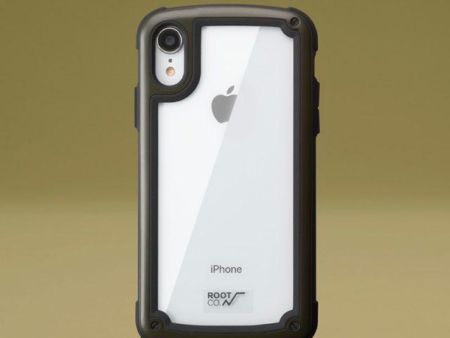 Shock Resist Tough & Basic Case. for iPhoneXR