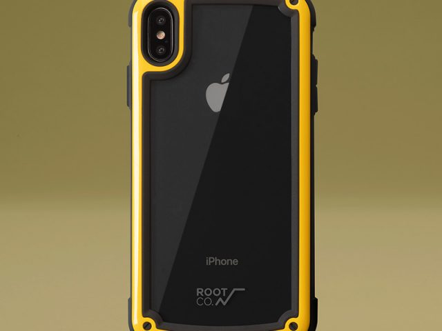 Shock Resist Tough & Basic Case. for iPhone XS Max