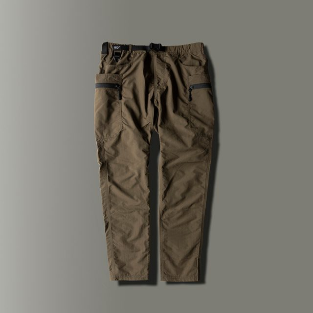 GRIP SWANY GEAR PANTS ROOT CO. Collaboration Model 2nd(2020SS)