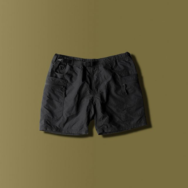 GRIP SWANY GEAR SHORTS ROOT CO. Collaboration Model 2nd(2020SS)