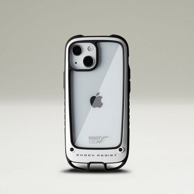 Shock Resist Case +Hold. for iPhone13mini