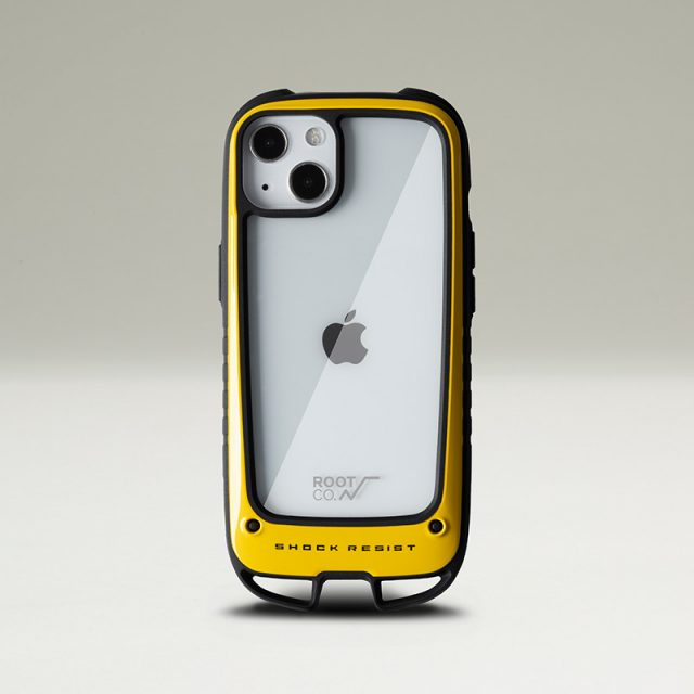 Shock Resist Case +Hold. for iPhone13